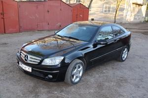 Автомобиль Mercedes-Benz CLC-Класс, отличное состояние, 2008 года выпуска, цена 650 000 руб., Севастополь