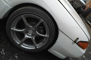 Автомобиль Nissan Skyline, среднее состояние, 1991 года выпуска, цена 128 000 руб., Кемерово