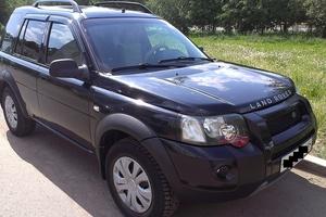 Подержанный автомобиль Land Rover Freelander, хорошее состояние, 2004 года выпуска, цена 400 000 руб., Казань
