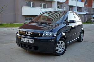 Автомобиль Audi A2, отличное состояние, 2000 года выпуска, цена 250 000 руб., Краснодар