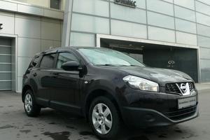 Авто Nissan Qashqai+2, 2013 года выпуска, цена 699 000 руб., Санкт-Петербург