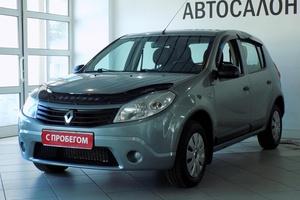 Авто Renault Sandero, 2010 года выпуска, цена 285 000 руб., Москва