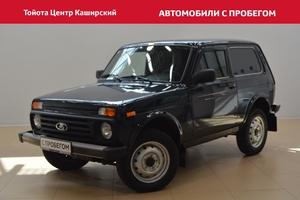 Авто ВАЗ (Lada) 4x4, 2016 года выпуска, цена 429 000 руб., Москва