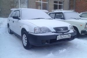 Автомобиль Honda Partner, хорошее состояние, 1997 года выпуска, цена 165 000 руб., Новосибирск