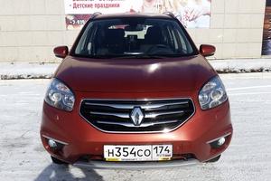 Подержанный автомобиль Renault Koleos, хорошее состояние, 2013 года выпуска, цена 906 000 руб., Челябинск