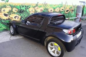 Автомобиль Smart Roadster, хорошее состояние, 2004 года выпуска, цена 300 000 руб., Москва