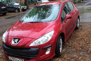 Автомобиль Peugeot 308, отличное состояние, 2010 года выпуска, цена 345 000 руб., Ногинск