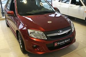 Авто ВАЗ (Lada) Granta, 2017 года выпуска, цена 535 900 руб., Санкт-Петербург