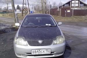 Автомобиль Toyota Allex, хорошее состояние, 2001 года выпуска, цена 240 000 руб., Нижний Новгород