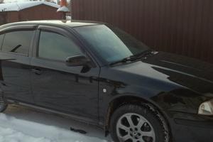 Подержанный автомобиль Skoda Octavia, хорошее состояние, 2002 года выпуска, цена 220 000 руб., Челябинск