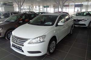 Авто Nissan Sentra, 2016 года выпуска, цена 870 000 руб., Уфа