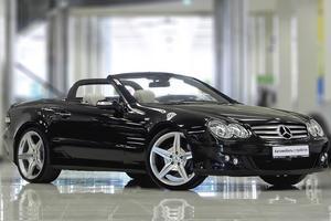 Авто Mercedes-Benz SL-Класс, 2007 года выпуска, цена 1 848 000 руб., Москва