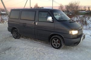 Подержанный автомобиль Volkswagen Transporter, отличное состояние, 1995 года выпуска, цена 255 000 руб., Вязьма