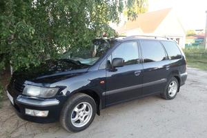 Автомобиль Mitsubishi Space Wagon, отличное состояние, 2000 года выпуска, цена 320 000 руб., Ульяновск