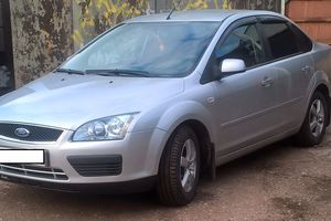 Автомобиль Ford Focus, отличное состояние, 2007 года выпуска, цена 300 000 руб., Бугульма