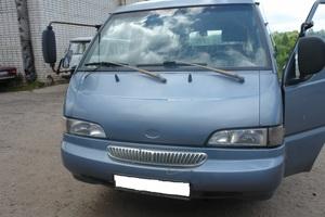 Автомобиль Hyundai Grace, плохое состояние, 1993 года выпуска, цена 35 000 руб., Чебоксары