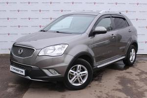 Авто SsangYong Actyon, 2011 года выпуска, цена 560 000 руб., Москва