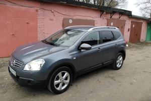 Подержанный автомобиль Nissan Qashqai+2, хорошее состояние, 2008 года выпуска, цена 650 000 руб., Серпухов