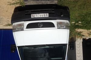 Автомобиль Opel Movano, хорошее состояние, 2003 года выпуска, цена 290 000 руб., Липецк