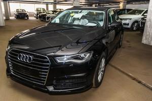 Новый автомобиль Audi A6, 2017 года выпуска, цена 2 568 366 руб., Москва