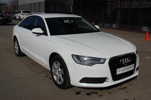 Подержанный автомобиль Audi A6, отличное состояние, 2011 года выпуска, цена 1 148 000 руб., Санкт-Петербург