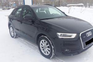 Автомобиль Audi Q3, отличное состояние, 2012 года выпуска, цена 978 000 руб., Тюмень