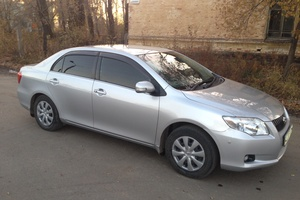 Автомобиль Toyota Corolla Axio, отличное состояние, 2007 года выпуска, цена 540 000 руб., Благовещенск