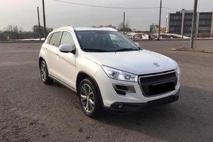 Автомобиль Peugeot 4008, отличное состояние, 2012 года выпуска, цена 820 000 руб., Москва