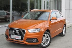 Подержанный автомобиль Audi Q3, отличное состояние, 2013 года выпуска, цена 1 190 000 руб., Екатеринбург