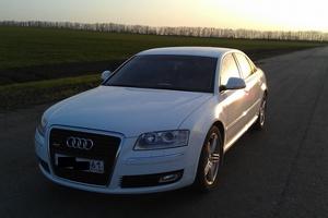 Подержанный автомобиль Audi A8, отличное состояние, 2008 года выпуска, цена 1 100 000 руб., Ростов-на-Дону