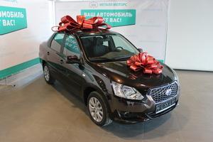 Подержанный автомобиль Datsun on-DO, отличное состояние, 2017 года выпуска, цена 449 000 руб., Челябинск