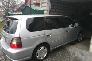 Автомобиль Honda Odyssey, хорошее состояние, 2001 года выпуска, цена 410 000 руб., Новосибирская область