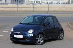 Авто Fiat 500, 2008 года выпуска, цена 400 000 руб., Санкт-Петербург