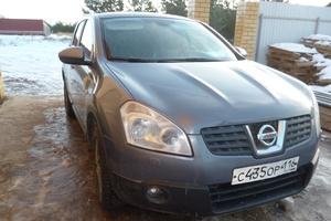 Подержанный автомобиль Nissan Qashqai, хорошее состояние, 2008 года выпуска, цена 430 000 руб., Казань