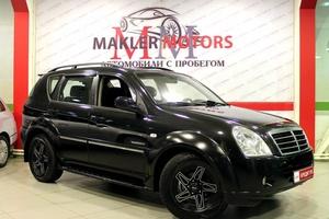 Авто SsangYong Rexton, 2009 года выпуска, цена 568 000 руб., Москва