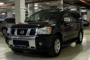 Авто Nissan Armada, 2005 года выпуска, цена 699 000 руб., Москва
