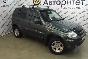 Авто Chevrolet Niva, 2012 года выпуска, цена 389 000 руб., Санкт-Петербург