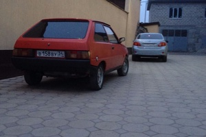 Автомобиль ЗАЗ 1102, хорошее состояние, 1994 года выпуска, цена 25 000 руб., Нальчик