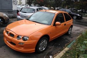 Автомобиль Rover 25, отличное состояние, 2001 года выпуска, цена 160 000 руб., Москва