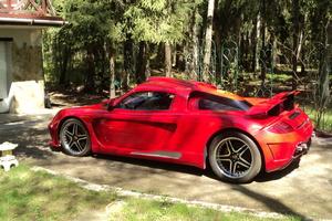 Автомобиль Porsche Carrera GT, отличное состояние, 2003 года выпуска, цена 12 300 000 руб., Сочи