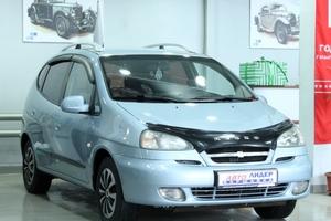 Авто Chevrolet Rezzo, 2005 года выпуска, цена 222 000 руб., Москва