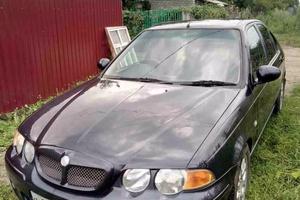 Автомобиль MG ZS, отличное состояние, 2002 года выпуска, цена 195 000 руб., Ульяновск