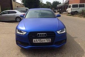 Автомобиль Audi A4, хорошее состояние, 2012 года выпуска, цена 950 000 руб., Краснодар