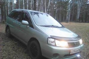 Автомобиль Nissan Liberty, среднее состояние, 1999 года выпуска, цена 220 000 руб., Усолье-Сибирское