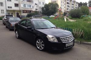 Автомобиль Cadillac BLS, отличное состояние, 2008 года выпуска, цена 700 000 руб., Иркутск