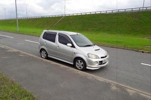 Автомобиль Daihatsu YRV, хорошее состояние, 2001 года выпуска, цена 230 000 руб., Санкт-Петербург и область