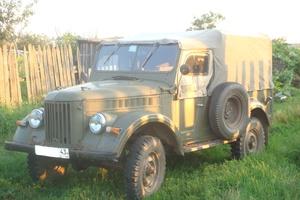 Автомобиль ГАЗ 69, хорошее состояние, 1965 года выпуска, цена 95 000 руб., Йошкар-Ола