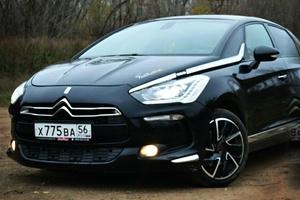 Автомобиль Citroen DS5, хорошее состояние, 2012 года выпуска, цена 750 000 руб., Оренбургская область