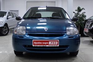 Авто Renault Clio, 2000 года выпуска, цена 99 000 руб., Пермь