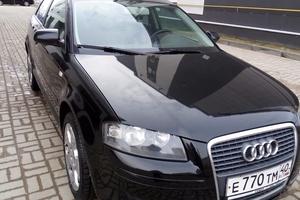 Подержанный автомобиль Audi A3, отличное состояние, 2007 года выпуска, цена 495 000 руб., Смоленск